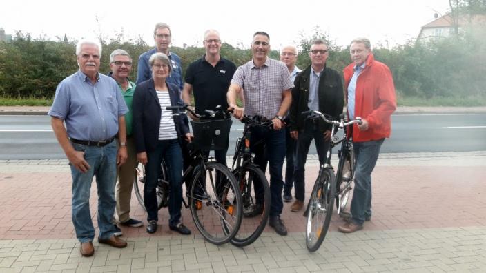 CDU hat Radwege im Blick