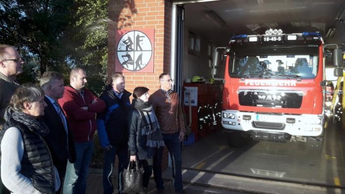 Feuerwehren im Aller-Weserdreieck brauchen Perspektive