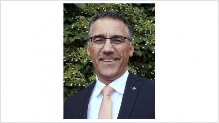 Jens Richter bewirbt sich um die Bürgermeisterkandidatur